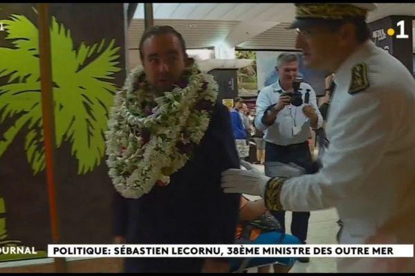 Qui est Sébastien Lecornu, nouveau ministre des outremers ?