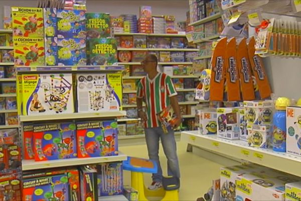 jouets magasins