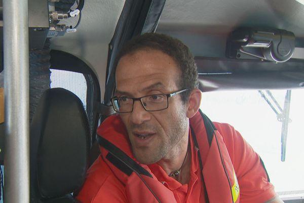 Raphaël Riquet (SNSM)