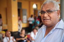 Walles Kotra, directeur exécutif chargé de l'Outre-mer à France Télévisions