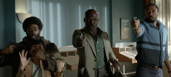 Image tirée du film Le Gang des Antillais de Jean-Claude Barny