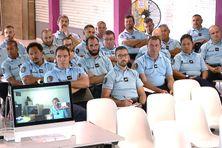 La première session de formation a concerné une soixantaine d'enquêteurs de la gendarmerie.