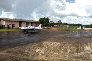 Fermeture de l'aérodrome d'Oiapoque