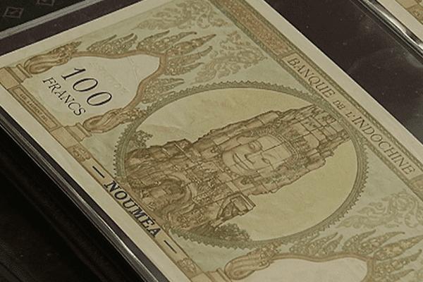billet banque indochine