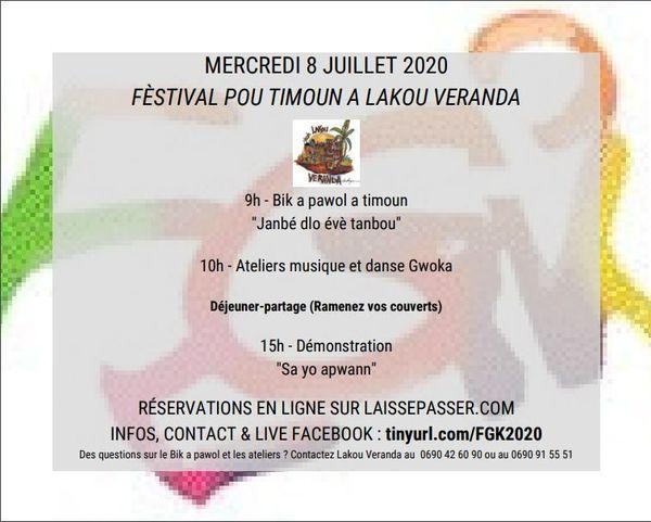 Festival de Gwoka 2020 1