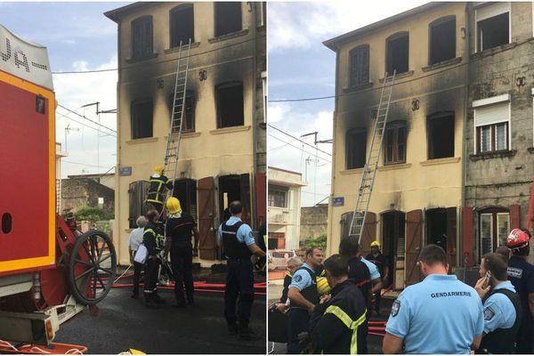 Incendie Saint-Pierre