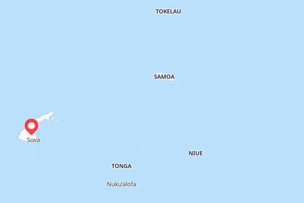 Fiji Tonga
