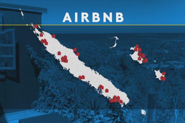 AirBnB en Nouvelle-Calédonie