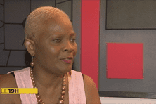 Flora Thésée, 63 ans, malade du cancer