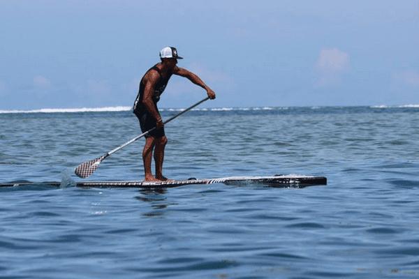 Georges Cronsteadt 3ème aux championnats ISA du monde de Paddle