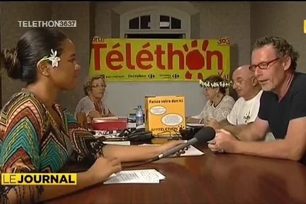 Près de 10 milliards de francs pacifiques collectés pour le Téléthon 2014 !