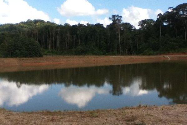 Lagune de Roura