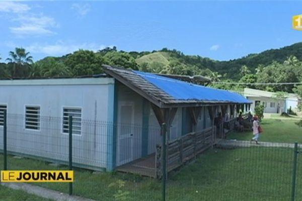 Lycée de Chirongui, un lycée taudis