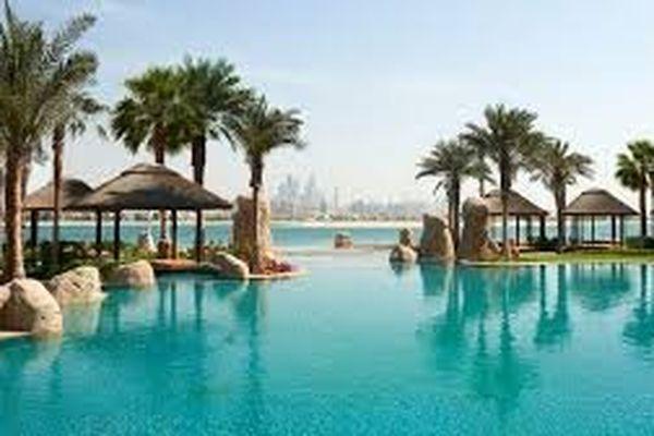 hotel palm dubai