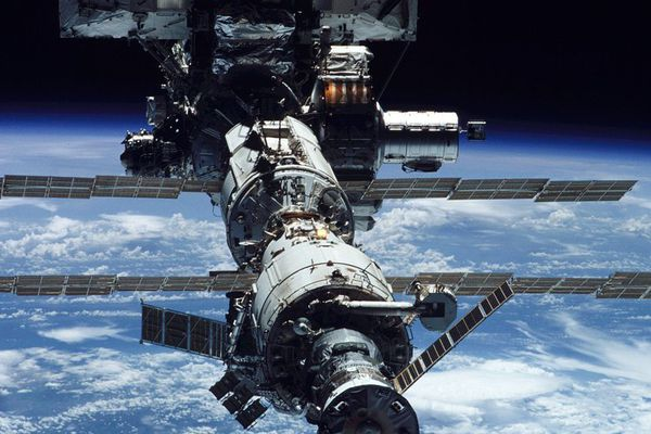 ISS Station spatiale internationale
