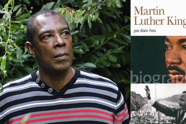 "Alain Foix, ""Martin luther King"""