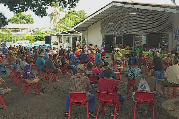 réunion association Morurua e tatou