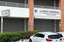 Commissariat de la police nationale à Clairière, à Fort-de-France (image illustration).