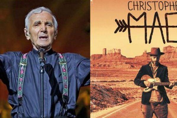 Charles Aznavour et Christophe Maé en concert en octobre à Toata