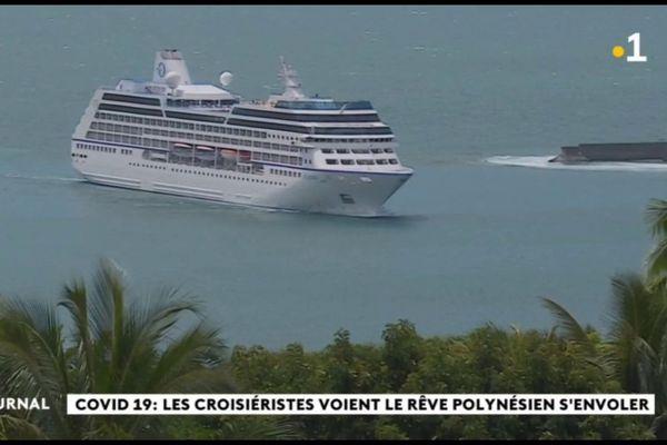 Croisières en Polynésie : le coup d'arrêt
