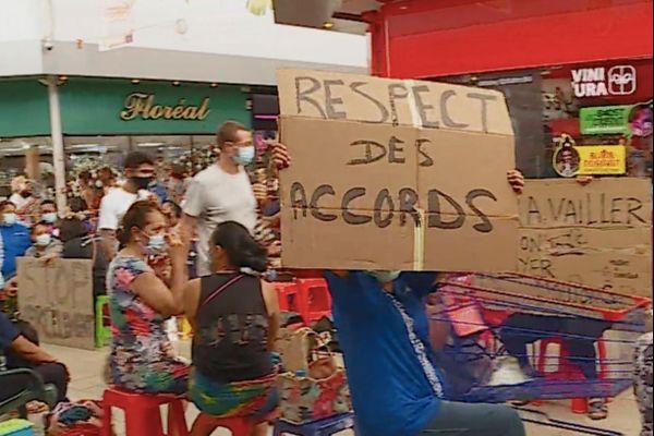 Grève Carrefour : pas d'accord, mais des avancées