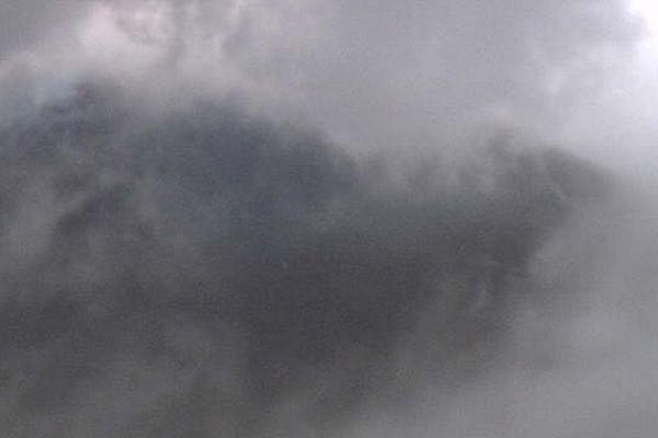 Eruption Fournaise webcam Bert