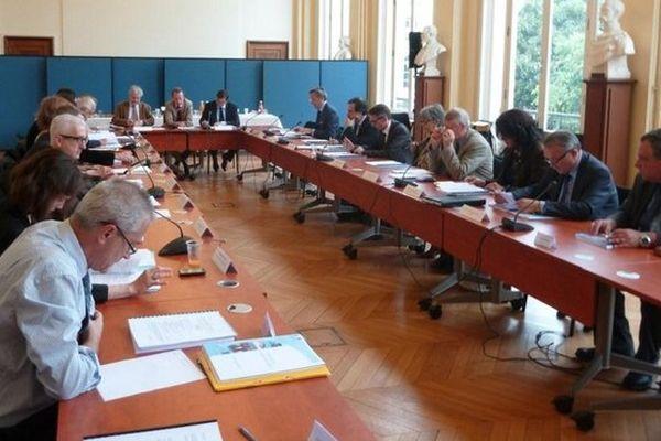 Installation du nouveau conseil consultatif des Terres australes et antarctiques françaises