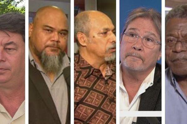 16e gouvernement : les réactions des chefs de listes élus