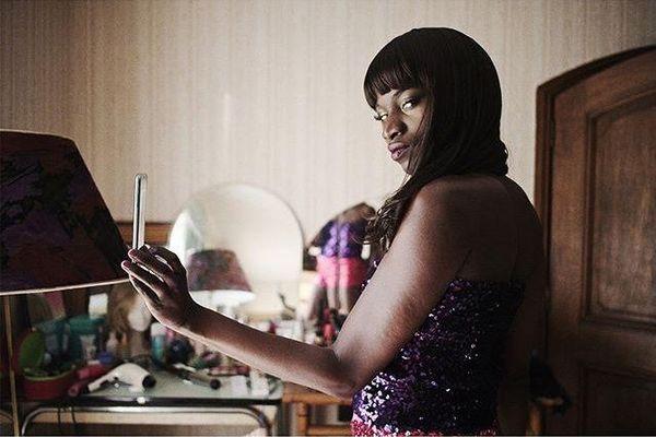 Annabelle Lengronne joue le rôle de Conso, alias Circé, dans le film Filles de joie