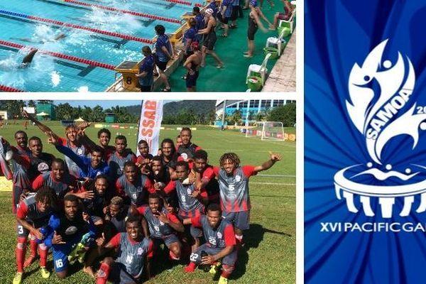 Samoa 2019, journal des Jeux du vendredi 12 juillet
