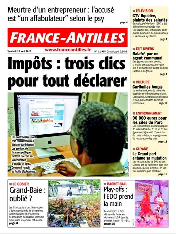 France Antilles Guadeloupe