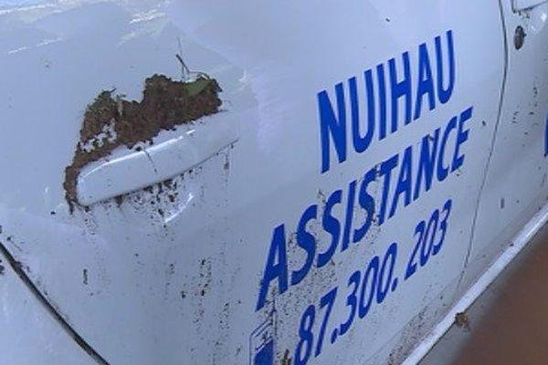 Une ambulancière sauvée in-extremis d'un éboulement
