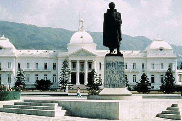 haiti palais national
