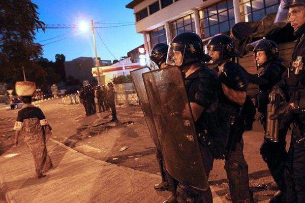 Mayotte : prison avec sursis pour un gendarme ayant blessé un enfant au flashball