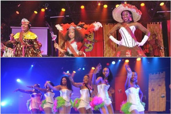 Carnaval de 2014 à Fort-de-France