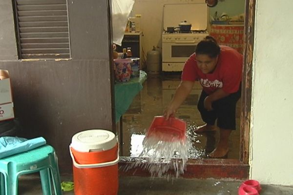Mahina Inondations