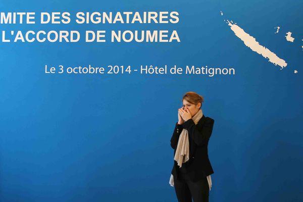 12ème Comité des signataires de l'accord de Nouméa