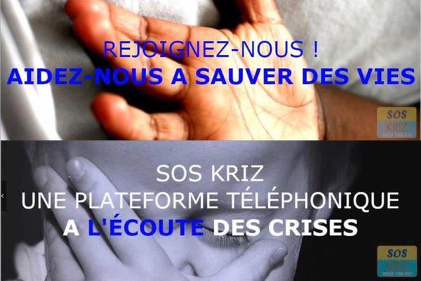 SOS Kriz / aide