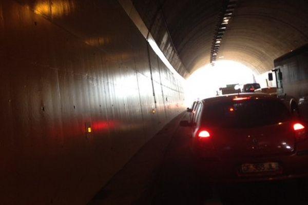 Tunnel route du littoral