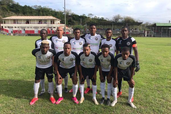 L'équipe du Club Colonial