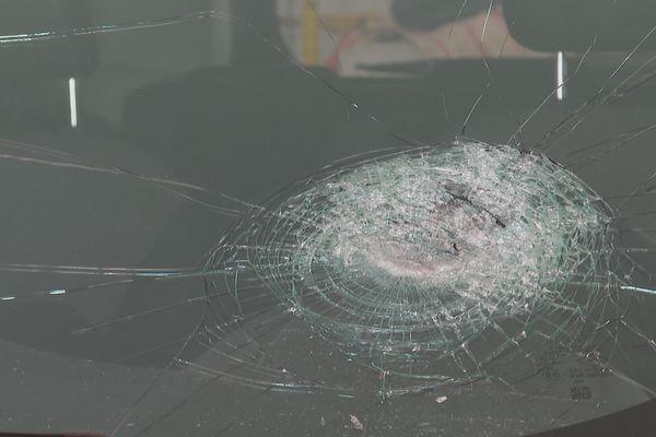 femme agressé tir gendarmes