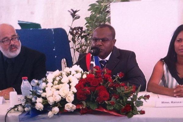 Hamilcaro élu maire