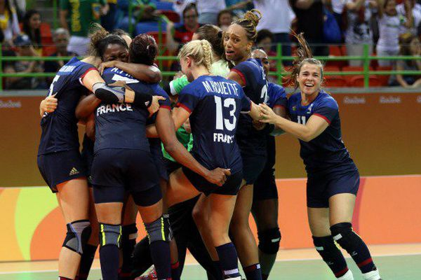 handballeuses françaises