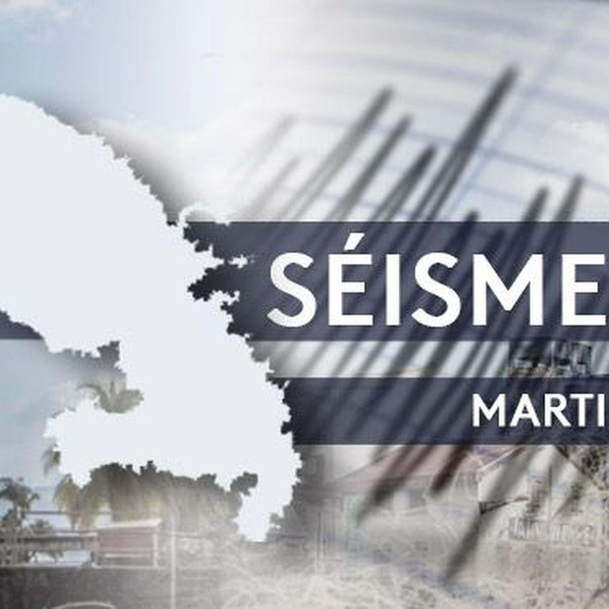 Un séisme de magnitude 4.0 ressenti au large de Trinité