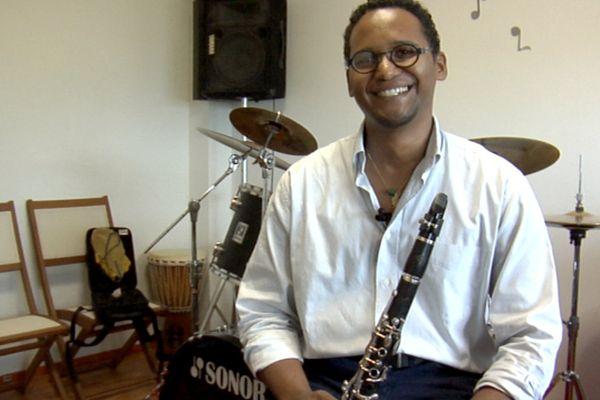 Karim Weimer clarinettiste