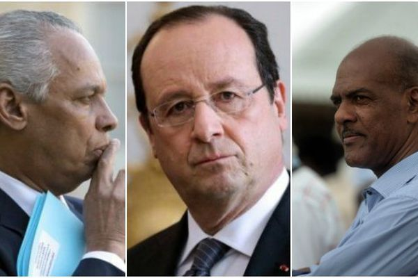 Lurel / Hollande / Letchimy
