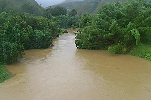 Les rivières sont en crue