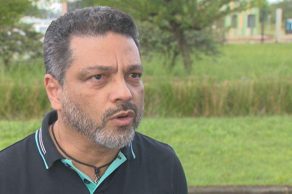 Franck Roubeau  membre du CA de Guyane Rassemblement