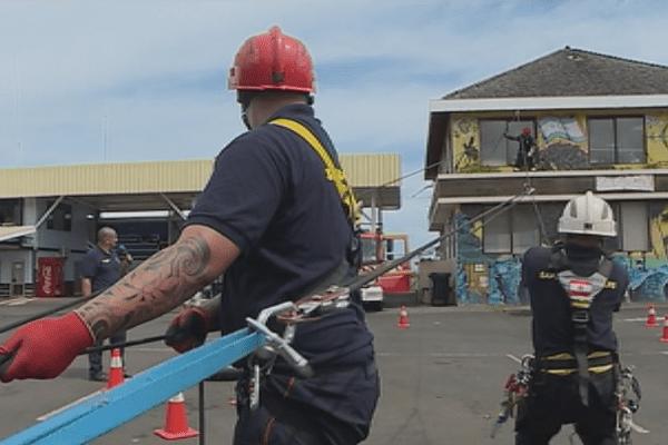 journées sécurité pompiers