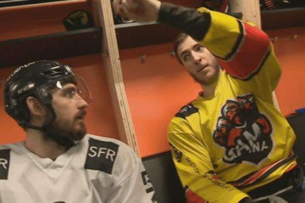 Mathieu Briand : le géant du hockey voit grand